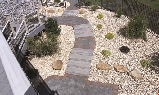 Product image for Avery Landscaping & Hardscaping 10% off any landscaping/hardscaping project booked this month.