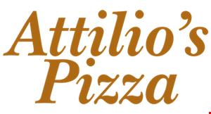 Attilios Pizzeria logo