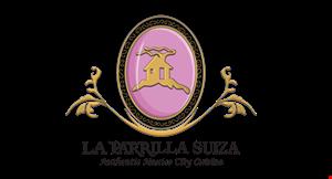 La Parrilla Suiza logo
