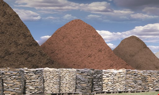 Product image for Affordable Landscape Supplies Buy 4, get 1 free playground mulch ($21.95 per yard).