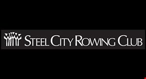 Steel City Rowing logo