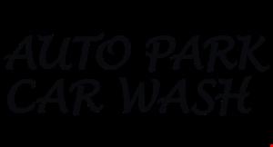 Auto Park Car Wash logo