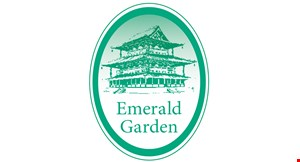 Product image for Emerald Garden 20% off Entire Check