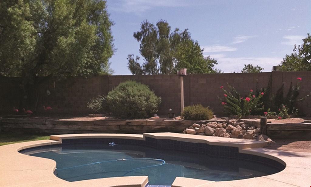 Product image for Desert Deck Restorations 5% Off any pool deck restoration.