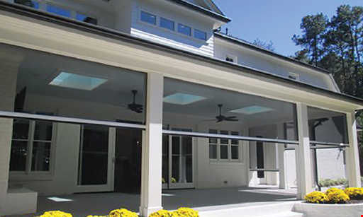 Product image for Retracting Solutions 10% Off Any Screened Door Order