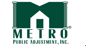 Metro Public Adjusting logo