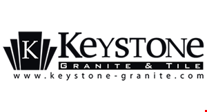 Product image for Keystone Granite & Tile FREE stock double bowl sink with purchase of 50 sq. ft. or more while supplies last.