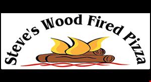 Steve's Wood Fired Pizza logo