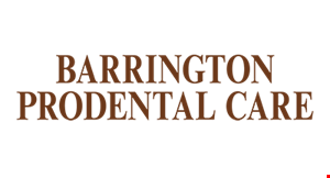 Barrington Pro Dental Care logo