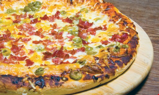 Product image for Dominos Pizza $8.99 each 2 Medium Specialty Pizzas