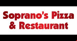 Soprano's Pizza & Restaurant logo