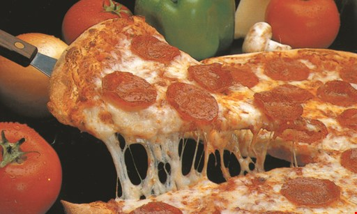 Product image for Soprano's Pizza & Restaurant $24.99 1 LARGE PIZZA 2 CHEESESTEAKS. TOPPINGS EXTRA - SUN-THURS ONLY
