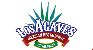 Product image for Los Agaves $10 off any take out order