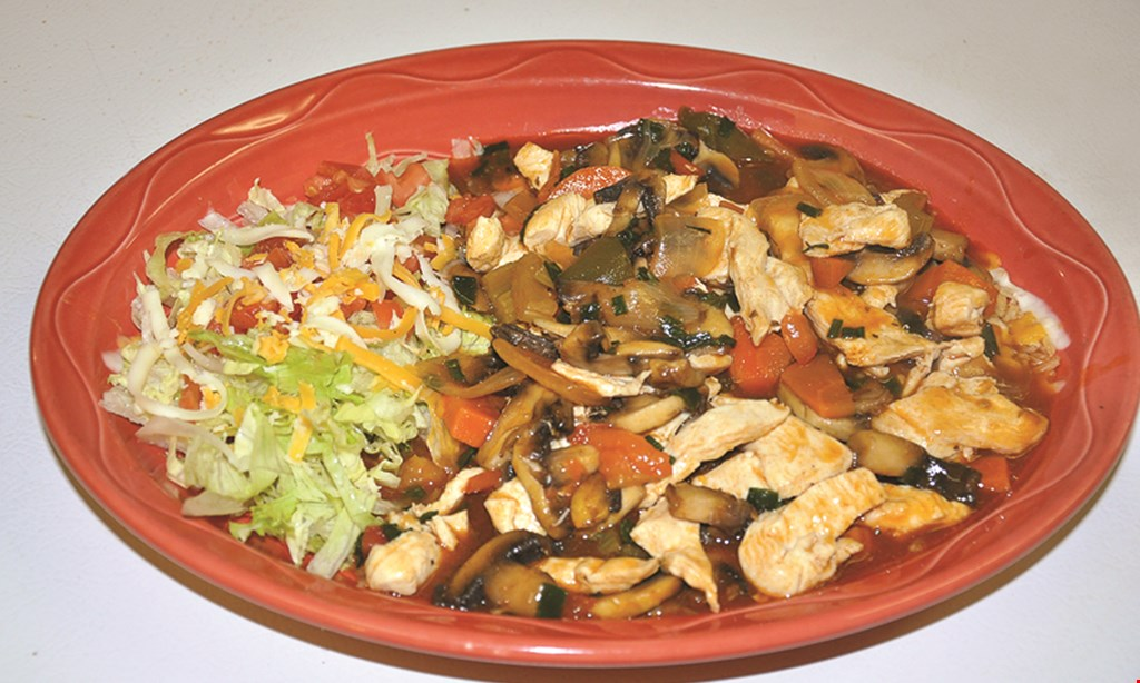 Product image for Los Agaves 1/2 OFF Lunch with purchase of lunch of equal or greater price.