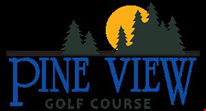 Pine View Golf Course logo