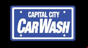 Capital City Car Wash logo