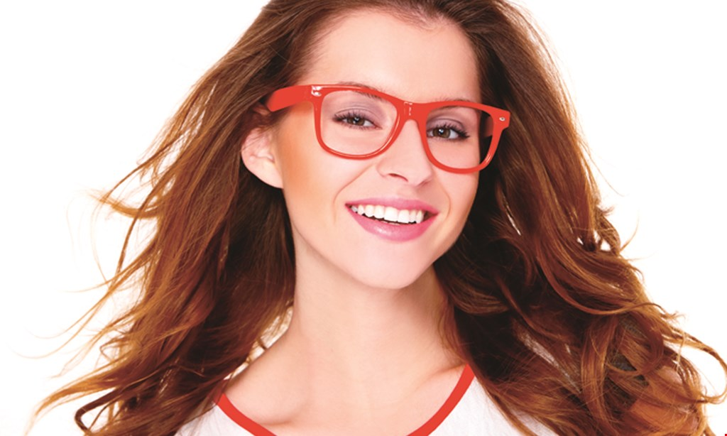 Product image for Eyeworks $229 glasses & disposable contact lenses