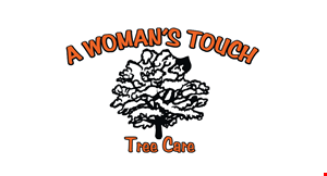 A Woman's Touch Tree Care logo