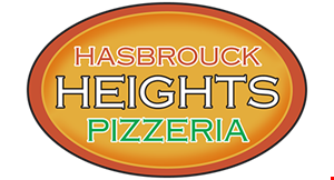 Product image for Hasbrouck Heights Pizzeria $2 off any order