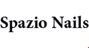 Spazio Nails logo
