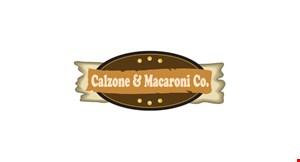 Calzone & Macaroni Company logo