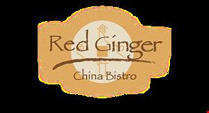 Red Ginger China Bistro logo