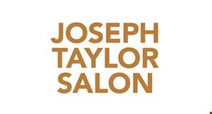 JOSEPH TAYLOR SALON logo