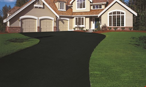 Product image for R.Stanley Paving $190.00 + tax sealer 10' x 100' area.