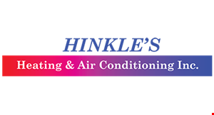 Hinkle's Heating & Air Conditioning logo