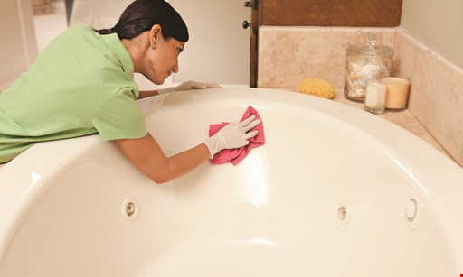 Product image for Merry Maids $40 Off one-time cleaning (2 hour min. required)