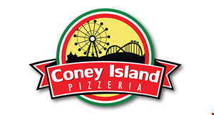 Coney Island Pizzeria logo