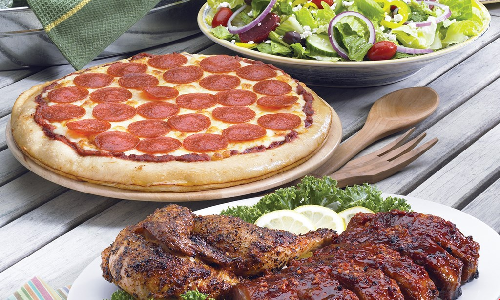 Product image for O's American Kitchen $14.99 LARGE GOURMET PIZZA