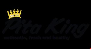 Pita King logo