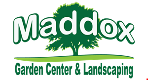 Product image for Maddox Garden Center & Landscaping $10.00 off Any Plant Purchase of $50 or more