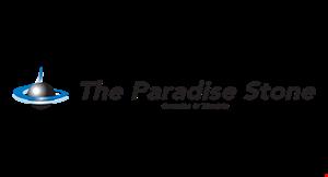 The Paradise Stone logo