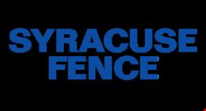 SYRACUSE FENCE logo
