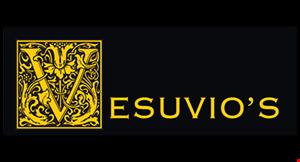 Vesuvio Old World Eatery logo