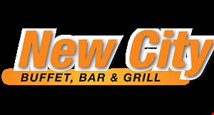 New City Buffet, Bar & Grill logo