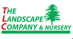 Product image for The Landscape Company & Nursery $ 4off any purchase