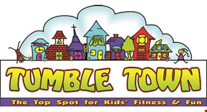 TUMBLE TOWN logo
