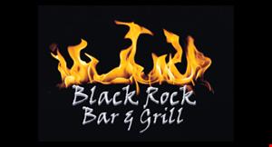 Black Rock Bar & Grill logo