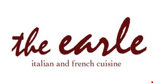 Product image for The Earle $20 For $40 Worth Of French & Italian Cuisine