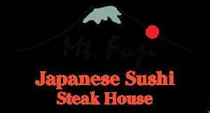 Mt Fuji Japanese Steak House logo