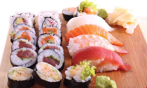 Product image for Mt Fuji Japanese Steak House 10% off sushi bar
