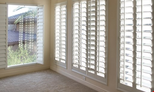 Product image for Beltway Blinds & More FREE window treatment