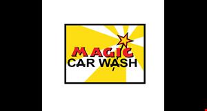 Magic Car Wash - Kirkwood logo