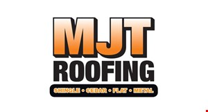 Product image for MJT Roofing $1,000 OFF up to $1,000 off a combination new roofing and siding project of $12,000 or more