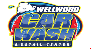 Product image for Wellwood Car Wash $11.98 For A Deluxe Interior & Exterior Car Wash (Reg. $23.95)