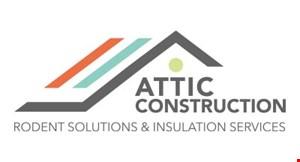 Attic Construction logo
