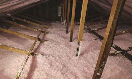 Product image for Attic Construction $400 OFF Any Insulation Work (min. 400 sq. ft.)
